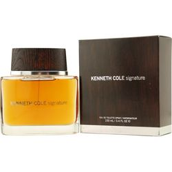 Kenneth Cole Mens Signature Edt Spray 3.4 Oz