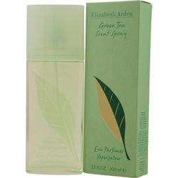 Elizabeth Arden Womens Green Tea Parfum Spray 3.3