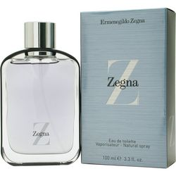 Ermegildo Zegna Mens Z Zegna Edt Spray 3.3 Oz