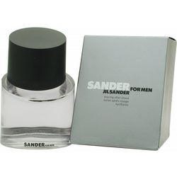 Jil Sander Mens Sander Edt Spray 4.2 Oz