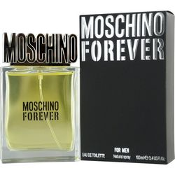 Moschino Mens Forever Edt Spray 3.4 Oz