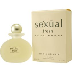 Michel Germain Mens Sexual Fresh Edt Spray 4.2 Oz
