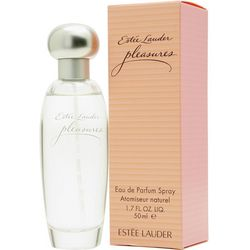 Esteé Lauder Womens Pleasures EDP Spray 1.7 oz.