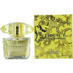 Gianni Versace Womens Versace Yellow Diamond EDT