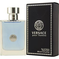 Gianni Versace Mens Signature EDT Spray 3.4 oz.
