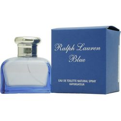 Ralph Lauren Womens Blue Edt Spray 4.2 Oz