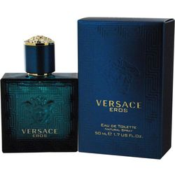 Gianni Versace Mens Eros EDT Spray 1.7 oz.