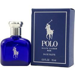 Mens Polo Blue EDT .5 oz.