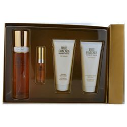 Elizabeth Taylor White Diamonds Womens 4 pc Perfume Gift Set
