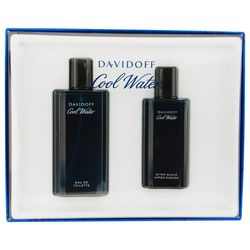 Davidoff Mens Cool Water 2 pc Cologne Gift Set