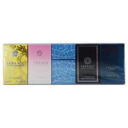 Versace Variety Unisex 5 pc Set