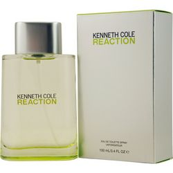Kenneth Cole Reaction Mens 3.4 oz. EDT Spray