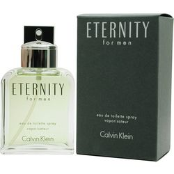 Calvin Klein Eternity Mens Eau De Toilette Spray 1 Fl Oz.