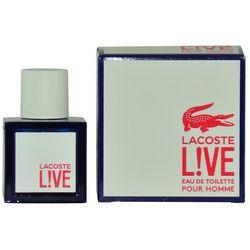 Lacoste Live Mens EDT Spray 1.4 fl. oz.