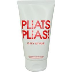 Issey Miyake Womens Pleats Please Body Lotion