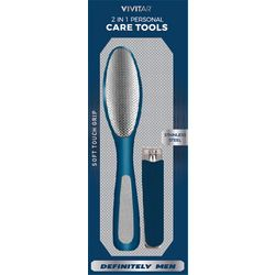 Vivitar Mens 2-In-1 Personal Care Tools