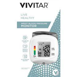 Vivitar Live Healthy Wrist Blood Pressure Monitor