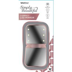 Vivitar Compact LED Mirror
