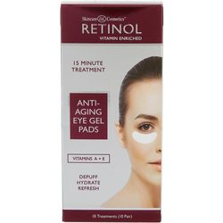RETINOL Vitamin Enriched Anti-Aging Eye Gel Pads