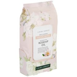 Laura Ashley Rosehip Oil Deep Cleansing Facial Wipes