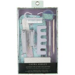 Laura Ashley 9-pc. Ultimate Tips & Toes Collection