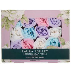 Laura Ashley English Tea Rose Scented Soap Petals