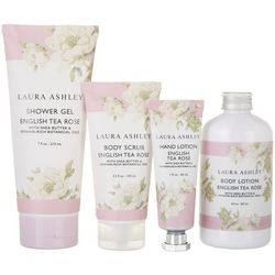 Laura Ashley 4-pc. English Tea Rose Body Care Collection