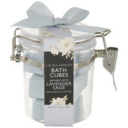 Laura Ashley Lavender Sage Scented Bath Fizzers