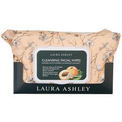 Laura Ashley Apricot Facial Wipes