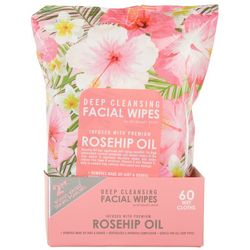 My Beauty Spot 2-pk. Rose Hip Oil Facial Wipes