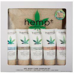 My Beauty Spot Hemp 6-pc. Body Care Sampler Set