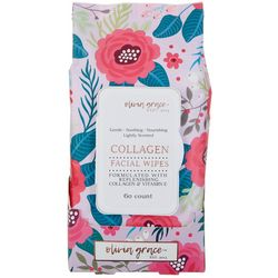 Olivia Grace Collagen Facial Wipes