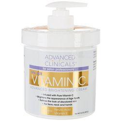 Advanced Clinicals Advanced Brightening Vitamin C Cream