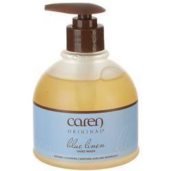 Caren Blue Linen Scented Hand Soap