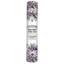 Poo-Pourri 0.34 fl. oz. Lavender Before You Go Toilet Spray