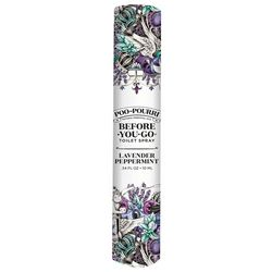 Poo-Pourri 0.34 fl. oz. Lavender Peppermint Toilet Spray