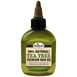 Fisk Premium Tea Tree Hair Oil