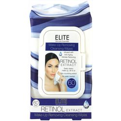 Elite Retinol Extract Makeup Cleansing Wipes