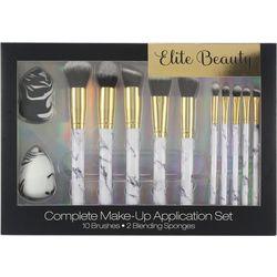 Elite Beauty Complete 12-pc. Makeup Application Set