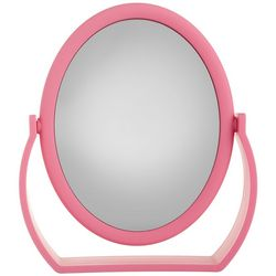 Swissco Soft Touch Oval Vanity Mirror