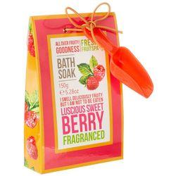 Vanilla Sugar Luscious Sweet Berry Scented Bath Soak