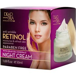Dead Sea Collection Retinol Night Cream
