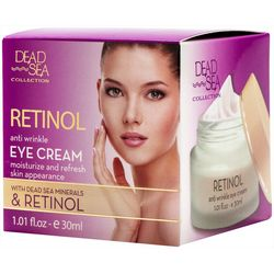 Dead Sea Collection Retinol Eye Cream