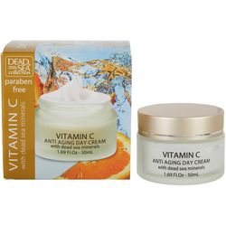 Dead Sea Collection Vitamin C Anti-Aging Day Cream