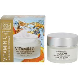 Dead Sea Collection Vitamin C Anti-Aging Eye Cream