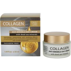 Dead Sea Collection Collagen Anti-Wrinkle Day Cream