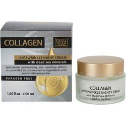 Dead Sea Collection Collagen Anti-Wrinkle Night Cream