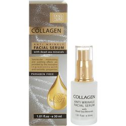 Dead Sea Collection Anti-Wrinkle Collagen Facial Serum