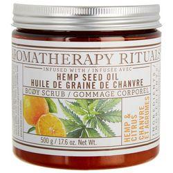 Aromatherapy Rituals Hemp & Citrus Body Scrub
