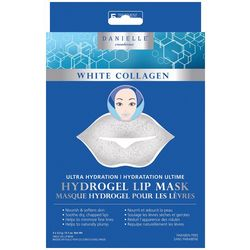 Danielle 5-pk. White Collagen Hydrogel Lip Masks